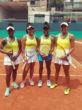 Bahamas 2019 Fed Cup Team