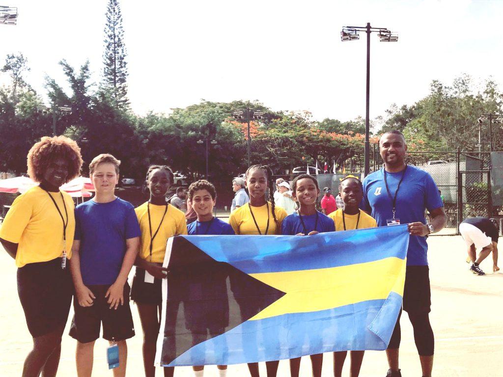 Bahamas U12 Team Boys and Girls